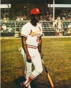 Lou Brock St. Louis Cardinals LIMITED STOCK 8X10 Photo