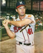 Eddie Mathews Milwaukee Braves LIMITED STOCK 8X10 Photo