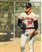 Jim Abbott Anaheim Angels LIMITED STOCK 8x10 Photo