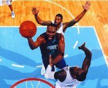 Al Jefferson Charlotte Hornets LIMITED STOCK Satin 8x10 Photo