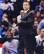 Scott Brooks Oklahoma City Thunder LIMITED STOCK 8X10 Photo