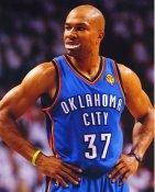 Derek Fisher Oklahoma City Thunder LIMITED STOCK 8X10 Photo