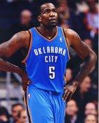 Kendrick Perkins Oklahoma City Thunder LIMITED STOCK 8X10 Photo