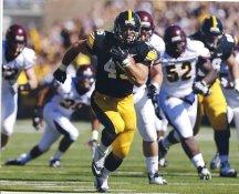 Mark Weisman Iowa Hawkeyes LIMITED STOCK Satin 8x10 Photo
