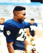 Raghib Ismail Notre Dame LIMITED STOCK Satin 8x10 Photo