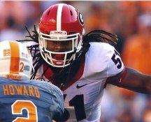 Ramik Wilson Georgia Bulldogs LIMITED STOCK 8x10 Photo