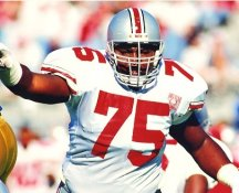 Orlando Pace Ohio State LIMITED STOCK 8x10 Photo