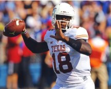 Tyrone Swoopes Texas Longhorns LIMITED STOCK Satin 8x10 Photo
