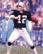 Ken Stabler Oakland Raiders LIMITED STOCK Satin 8X10 Photo
