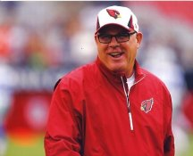 Bruce Arians Arizona Cardinals LIMITED STOCK Satin 8X10 Photo