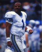 Warren Moon Seattle Seahawks LIMITED STOCK Satin 8X10 Photo