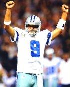 Tony Romo Dallas Cowboys LIMITED STOCK Satin 8X10 Photo