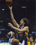 Pau Gasol Los Angeles Lakers LIMITED STOCK Satin 8x10 Photo