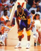 Shaq O'Neal LSU LIMITED STOCK Satin 8X10 Photo