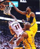 Paul George Indiana Pacers LIMITED STOCK Satin 8X10 Photo