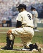 Yogi Berra New York Yankees LIMITED STOCK Satin 8X10 Photo
