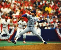 Fernando Valenzuela LA Dodgers LIMITED STOCK Satin 8X10 Photo