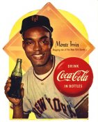 Monte Irvin New York Giants LIMITED STOCK Satin 8X10 Photo