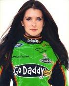 Danica Patrick Racing LIMITED STOCK Satin 8X10 Photo