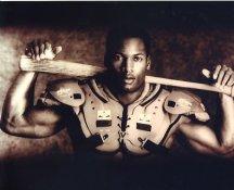 Bo Jackson Oakland Raiders & Kansas City Royals LIMITED STOCK Satin 8X10 Photo