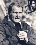 Chuck Noll Coach Pittsburgh Steelers LIMITED STOCK Satin 8x10 Photo