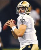 Drew Brees New Orleans Saints LIMITED STOCK Satin 8x10 Photo