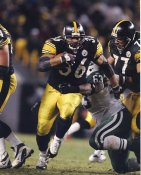 Jerome Bettis Pittsburgh Steelers LIMITED STOCK Satin 8x10 Photo