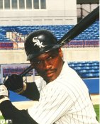 Tim Raines Chicago White Sox LIMITED STOCK 8X10 Photo