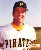 Andy Van Slyke Pittsburgh Pirates LIMITED STOCK 8X10 Photo