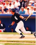 Steve Sax Chicago White Sox LIMITED STOCK 8X10 Photo