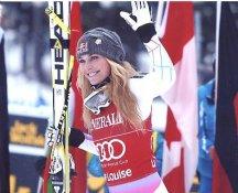 Lindsey Vonn Olympics Gold Medalist 8X10 Photo LIMITED STOCK