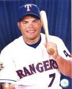 Ivan Rodriguez Texas Rangers 8X10 Photo LIMITED STOCK