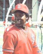 Vince Coleman St. Louis Cardinals 8X10 Photo LIMITED STOCK