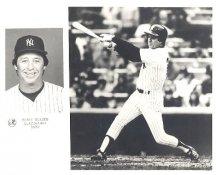Bobby Murcer New York Yankees Slight Creases 8X10 Photo SUPER SALE