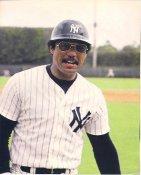 Reggie Jackson New York Yankees Paper Stock 8X10 Photo SUPER SALE