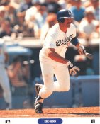 Kirk Gibson Los Angeles Dodgers 8X10 Photo LIMITED STOCK