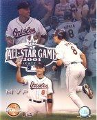 Cal Ripken Jr Numbered Limited Edition MVP Baltimore Orioles Slight Crease 8X10 Photo Super Sale