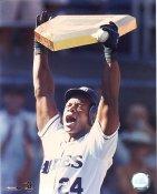 Rickey Henderson Most Runs Scored San Diego Padres Slight Crease 8X10 Photo SUPER SALE