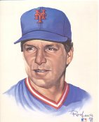 Tom Seaver Limited Edition up to 5000 by Ron Lewis New York Mets 8X10 Photo LIMITED STOCK