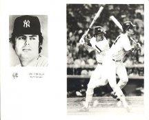 Lou Piniella New York Yankees Slight Corner Creases 8X10 Photo SUPER SALE