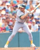 Walt Weiss 1988 Rookie of the Year Oakland Athletics 8X10 Photo LIMITED STOCK