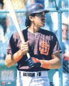 Benito Santiago 1987 National League Rookie of the Year San Diego Padres 8X10 Photo LIMITED STOCK