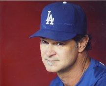 Don Mattingly LA Dodgers 8X10 Photo LIMITED STOCK