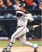 Magglio Ordonez Chicago White Sox 8X10 Photo LIMITED STOCK