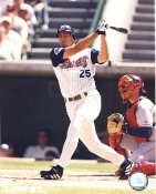Troy Glaus ? or Mark Teixeira ? Anaheim Angels 8X10 Photo LIMITED STOCK
