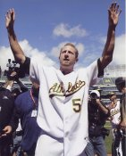 Dallas Braden Perfect Game Oakland A's 8X10 Photo LIMITED STOCK