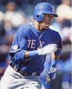 Julio Borbon Texas Rangers 8X10 Photo LIMITED STOCK