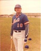 Rusty Staub New York Mets Satin 8X10 Photo LIMITED STOCK