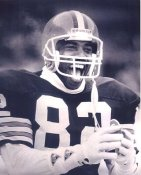 Ozzie Newsome Cleveland Browns Satin 8X10 Photo LIMITED STOCK