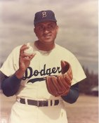 Don Newcombe Brooklyn Dodgers 8X10 Photo LIMITED STOCK